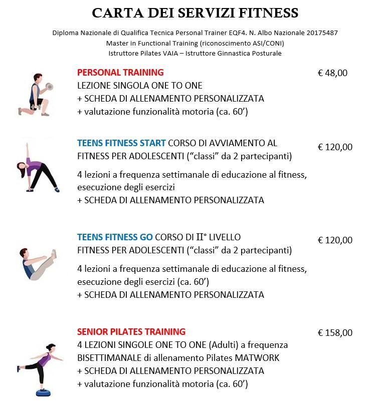 Fitness immagine